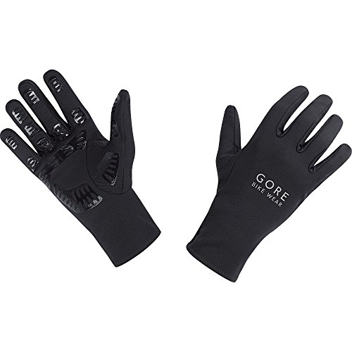 GORE BIKE Wear Herren Fahrrad-Handschuhe, GORE Selected Fabrics, UNIVERSAL Gloves, Größe 8, Schwarz, GUNIVU - 2
