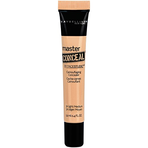 Maybelline New York Face Studio Master Conceal Makeup, Light/Medium, 0.4 Fluid Ounce by Maybelline New York