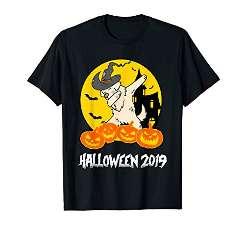 Dabbing Dogs Halloween 31. Oktober Geschenk