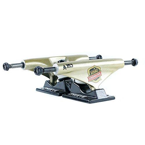 Theeve CSX Pro Bastien Skateboard Trucks Schwarz Gold 5,25
