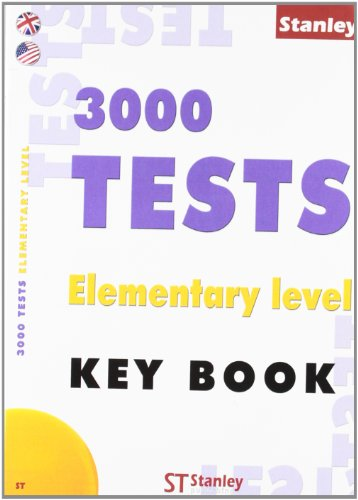 Key 3.000 tests Ingles
