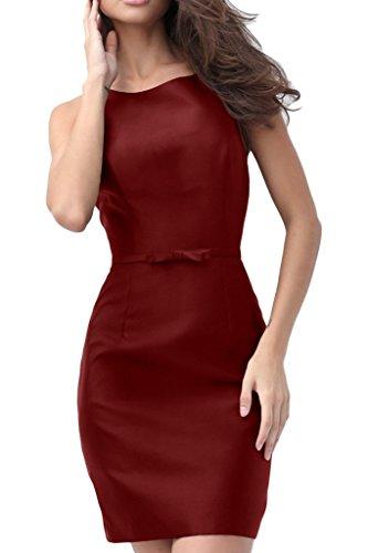 Missdressy -  Vestito  - Scollatura dietro - Donna rosso vivo
