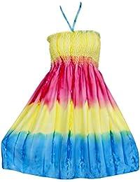 7ea0e78d8 LA LEELA Halloween Costume Likre Ligera Todo en baño Ropa Playa Ocasionales  días Fiesta Prom Noche Vestido Verano…
