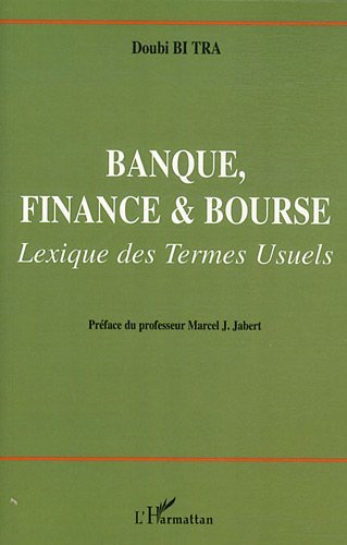 Banque Finance Bourse