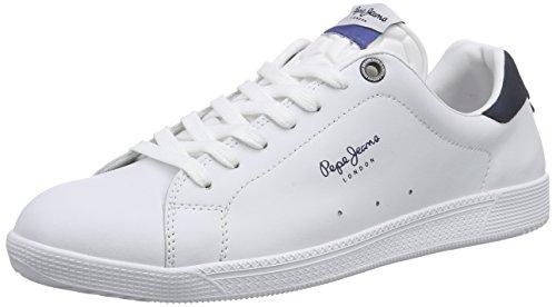 pepe-jeans-murray-blucher-sneakers-basses-homme-bleu-blau-585marine-46