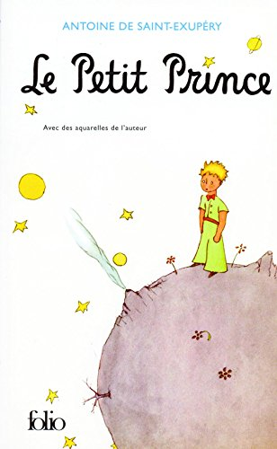 Le Petit Prince (Folio t. 3200) par Antoine de Saint-Exupéry