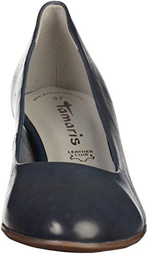 Tamaris 11 22302 28 805, Zapatos De Tacón Alto Blau Para Mujer