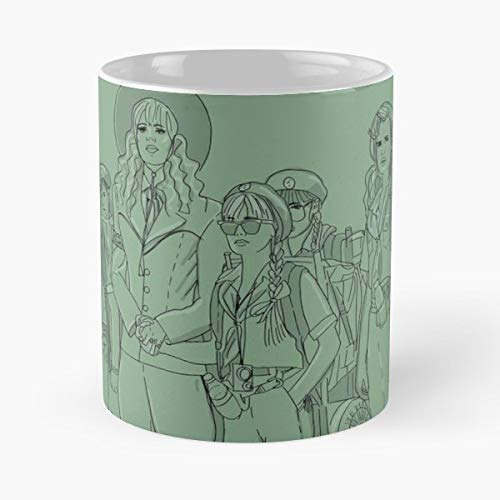 Troop 332 Beverly Hills Classic Mug Best Gift Ceramic 11oz Coffee Mugs