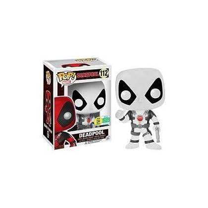 Funko 599386031 - Figura Marvel - Deadpool Blan...