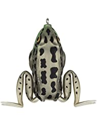 Lunkerhunt PF02 Pocket Frog Series 2.5-Inch Rocky Toad Style Fishing Lure by Lunkerhunt