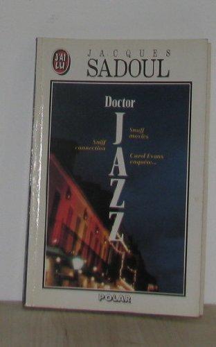 Une aventure de Carol Evans : Doctor Jazz par Jacques Sadoul