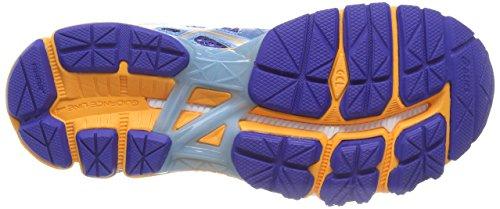 Asics GT-2000 3, Scarpe sportive, Donna Soft Blue/Siver/Deep Blue 4193