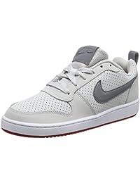 Nike Men s Grey Court Borough Low Casual Shoes aac87a3b764