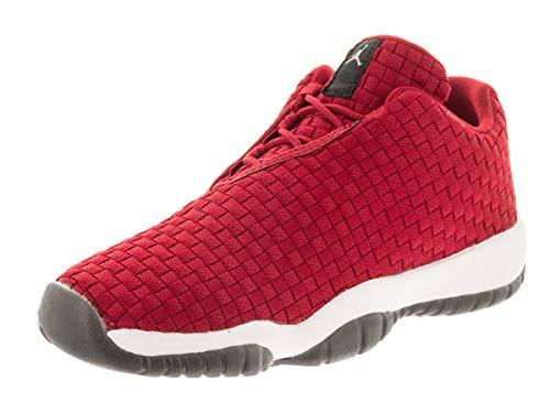 Air Jordan 724813-600: Big Kids Future Low Gym Red/Tour Yellow Sneakers (5.5 M US Big Kid) -