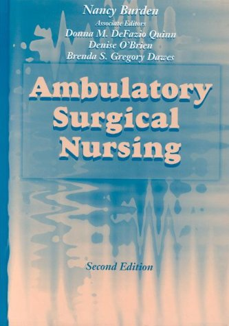Ambulatory Surgical Nursing