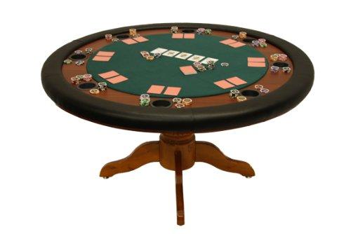 Pokertisch Old Ebgland grün
