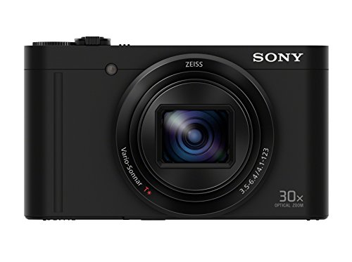 dsc hx 80 Sony DSC-WX500 Kompaktkamera (60x Zoom, Full HD)