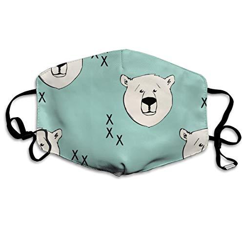 Polar Bear C5 Anti Dust Mask Anti Pollution Washable Reusable Mouth Masks