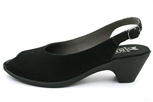 Mephisto, Damen Pumps , Schwarz - schwarz - Größe: 37.5