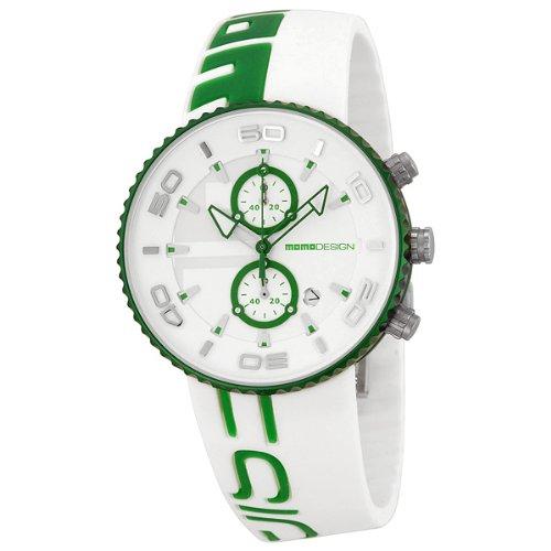 Momo Design Jet Aluminium Quartz Uhr, Chronograph, 43mm., 5 atm., MD4187AL-41