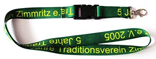 Traditionsverein Zimmeritz e.V. 2005 - Schlüsselband