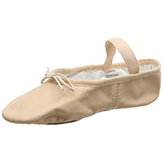 Bloch 209 Arise Leather Ballet Shoe,Pink,7 C Child UK