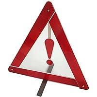 Q4Travel Auto Warndreieck; - Rote Reise faltet Ausruf, reflektierendes Notsicherheitsdreieck