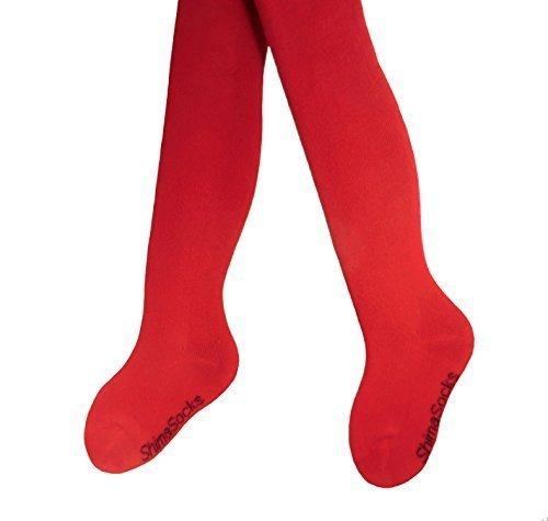 Kinder Thermo Strumpfhose, Farben alle:rot;Größe:98/104