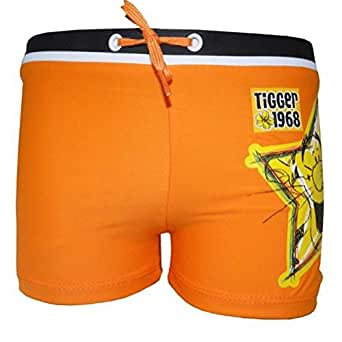 Tigger Winnie the Pooh Swimsuit - 4 Years - Orange