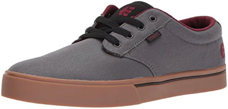 Zapatos Etnies Jameson 2 Eco Gris-Gum-rojo  -