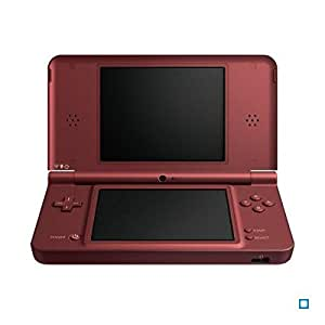 console nintendo dsi xl bordeaux jeux vid o. Black Bedroom Furniture Sets. Home Design Ideas
