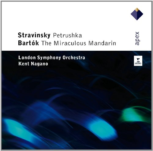 Petrushka/the Miraculous Mandarin