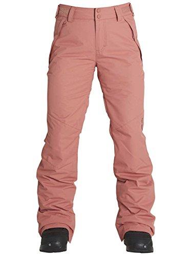 Billabong Malla Pantalones de esquí para mujer, color canyon, tamaño extra-large