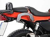 Hepco&Becker C-Bow Seitenträger - schwarz für Harley-Davidson XR 1200