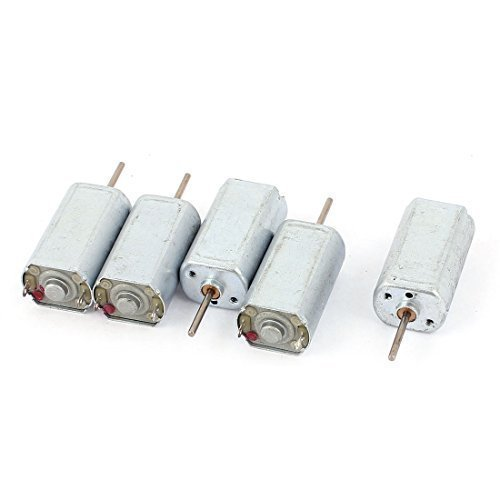 sourcingmapr-5pcs-dc-9v-17800rpm-15mm-dia-shaft-micro-motor-for-diy-airplane