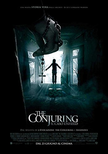 The Conjuring - Il caso Enfield (DVD)