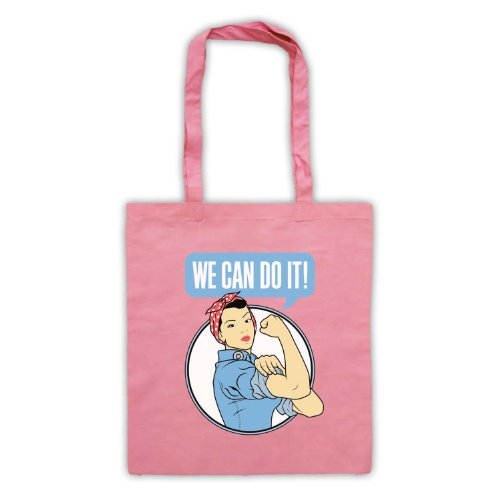 My Icon Art & Clothing, Borsa tote donna Rosa