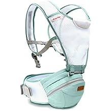 SONARIN 360 ° Respirable Premium Hipseat Baby Carrier,Porte-bébé,Ergonomique,  Sac cc78d1ccb94