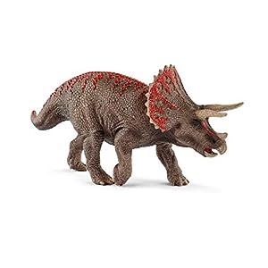Schleich 15000 DINOSAURS Spielfigur – Triceratops, Spielzeug ab 4 Jahren