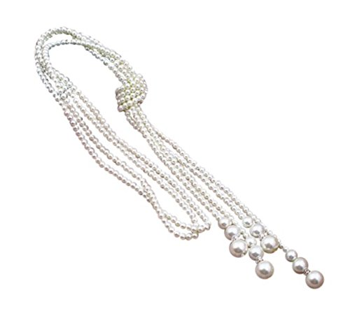 faux-pearl-long-drop-tie-knot-flapper-white-bead-necklace