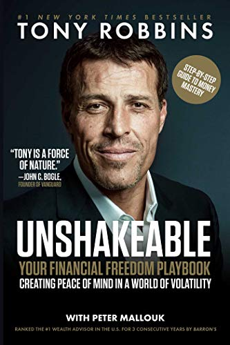 Unshakeable: Your Financial Freedom Playbook (English Edition) (Master-index)