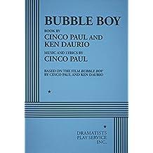 Bubble Boy by Cinco Paul (2014-10-24)