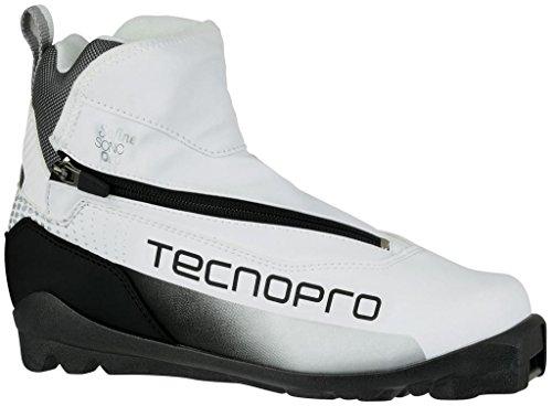 Tecnopro LL-Schuh Safinie Sonic Pro - WSS/SCHW/SILB, Größe:9