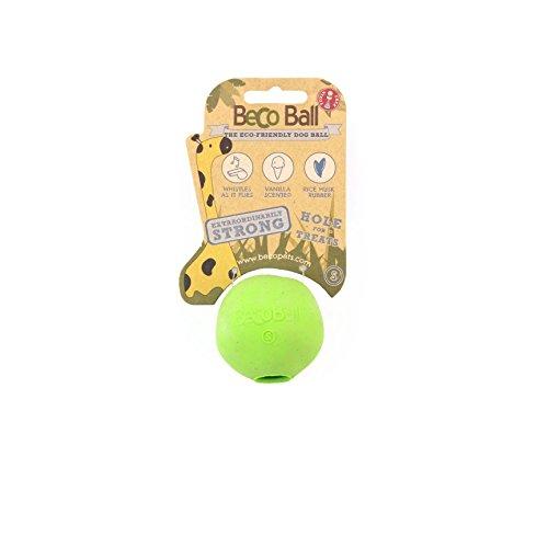 BecoThings Hundespielzeug Ball, S, grün… | 05060189751242