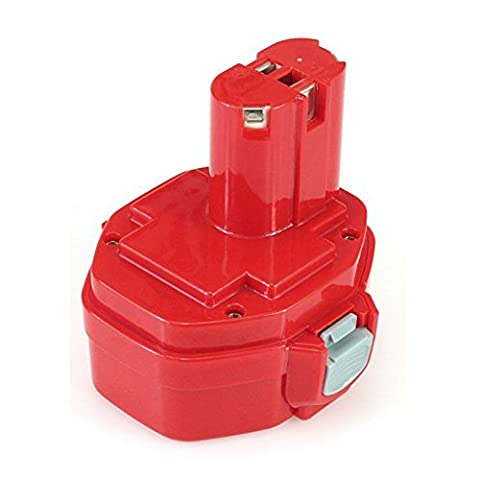 Eagglew für Makita Akku PA14 14,4V 3,0Ah Ni-MH Werkzeug 1051D