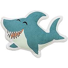 Fantastisch Genial Bloomingville Kissen Tierkissen Hai Baumwolle Inklusive Füllung ...