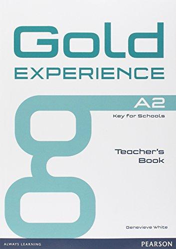 Gold experience. A2. Teacher's book. Con espansione online. Per le Scuole superiori