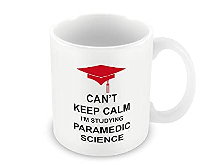 Can't Keep Calm I'm Studying Paramedic Science Mug
