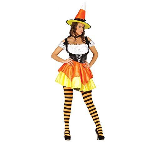 Femme Adulte Kostüm - Kostüm SORCIERE caramel Erwachsene M