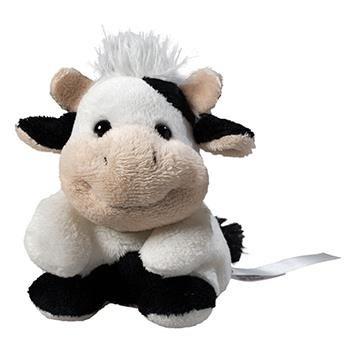 Schmoozies® XXL Kuh Kuh Stofftier Klein
